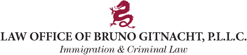 Immigration Attorney Bruno Gitnacht Logo
